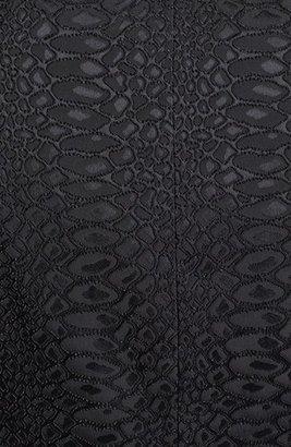 Diane von Furstenberg 'Ofelia' Reptile Jacquard Blazer