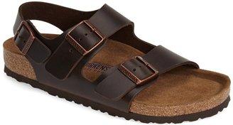 Birkenstock Milano Soft Footbed Sandal