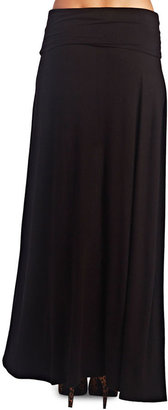 Wet Seal Super Soft Asymmetrical Maxi Skirt
