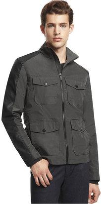 Kenneth Cole Reaction Jacket, Four Pocket Military Jacket