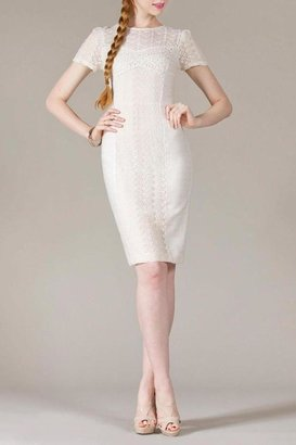 Champagne & Strawberry Saoirse Dress