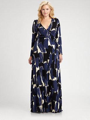 Rachel Pally Rachel Pally, Salon Z Jersey Wrap Dress
