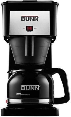 Bunn-O-Matic Velocity Brew High Altitude Original 10-Cup Home Brewer in Black
