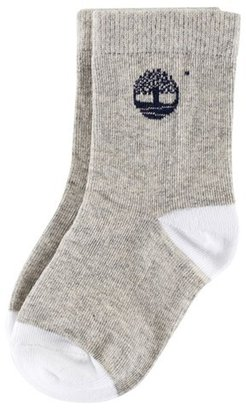 Timberland Set of 2 Navy and Grey Branded Socks
