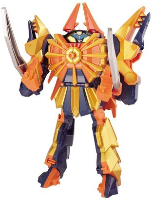 Power Rangers clawzord by bandai