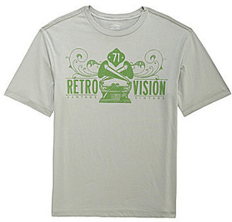 Cremieux Jeans Retro Vision Screenprint Tee