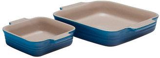 Le Creuset 2 Piece Baking Dish Set