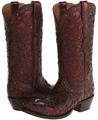 Lucchese - M4840 Cowboy Boots $459 thestylecure.com