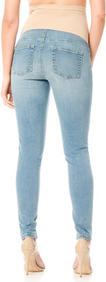 Motherhood Indigo Blue Secret Fit Belly® Super Stretch Skinny Leg Maternity Jeans