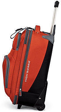 """High Sierra Elevate 22"""" Carry-On Expandable Upright Luggage"""