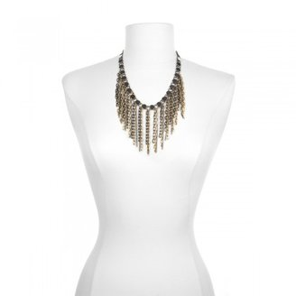 Wendy Mink Mixed Metal Rolo Chain Necklace