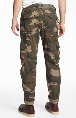Superdry Military Cargo Pants Army Camo X-Large
