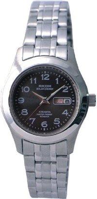 702cb71484 Ricoh (リコー) - [リコー]RICOH 腕時計 ATRANTA(アトランタ) ソーラー充電