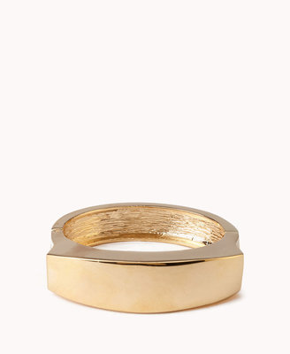 Forever 21 Classic Hinged Cuff