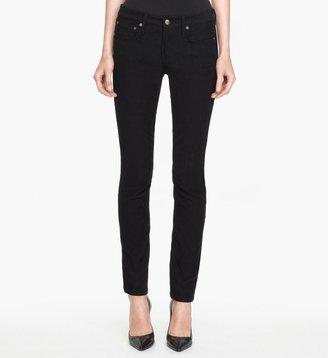 Helmut Lang Flex Cord Skinny Jean