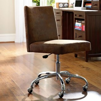 STUDY Scooter Desk Chair