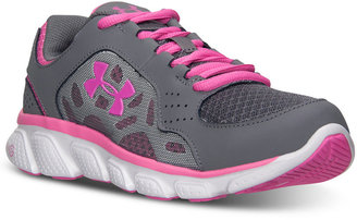 Under Armour Women's Micro G Assert IV Running Sneakers from Finish Line