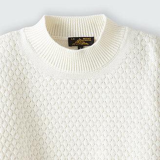 Le Mont St Michel popcorn sweater