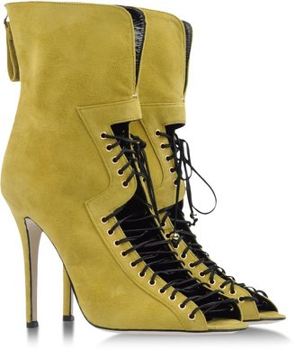 DANIELE MICHETTI Ankle boots
