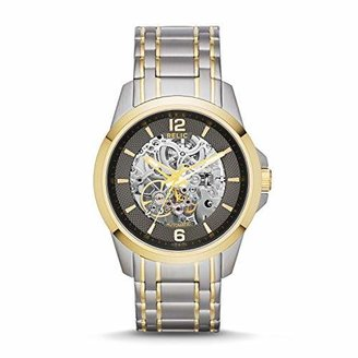 Fossil Relic by Men's Cameron Automatic Stainless Steel Sport Watch
