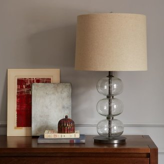 west elm Abacus Table Lamp - Clear