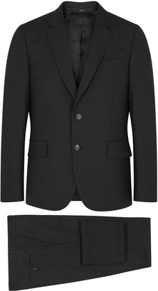 Paul Smith Soho Charcoal Slim-fit Wool Suit
