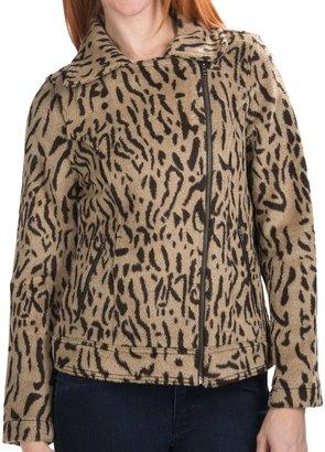 dylan Blanket Motor Jacket (For Women)