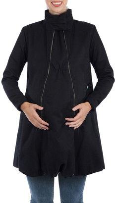 Modern Eternity A-Line Convertible 3-in-1 Maternity Swing Coat