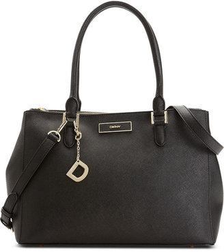 DKNY Handbag, Saffiano Large Leather Shopper