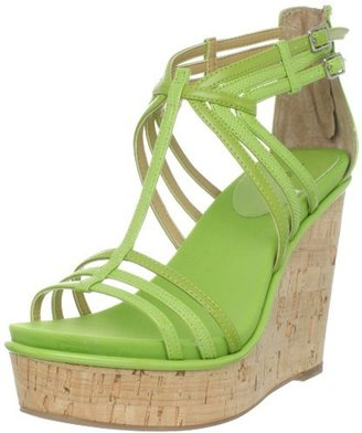 Nine West Women's Romancing T-Strap Sandal