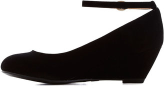 Work Your Style Wedge in Black