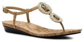 Nina Modesty Wedge Sandal