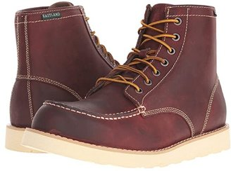 Eastland 1955 Edition Lumber Up (Navy) Men's Lace-up Boots