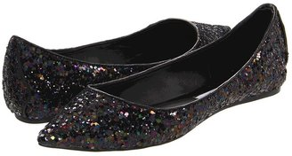 Steve Madden Vegass (Black Suede) - Footwear