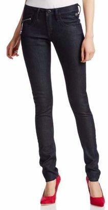 G Star G-STAR Women's Skinny / Slim Fit Jeans, Blue (Raw), 27W x 34L
