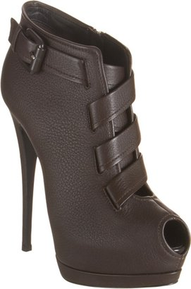 Giuseppe Zanotti Platform Ankle Boot Sale up to 60% off at Barneyswarehouse.com