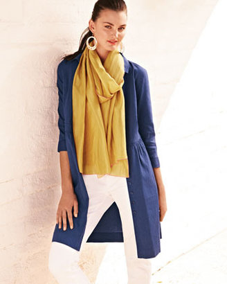 Eileen Fisher Whisper Silk Wrap