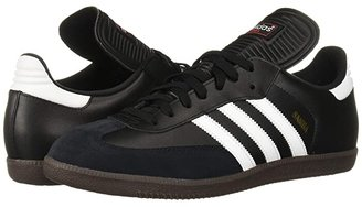 adidas Samba(r) Classic (Black/White) Men's Soccer Shoes