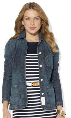 Lauren Ralph Lauren Denim Workwear Jacket
