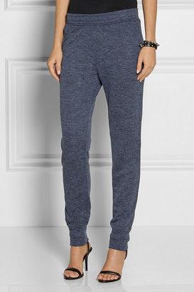 Alexander Wang Fleece track pants