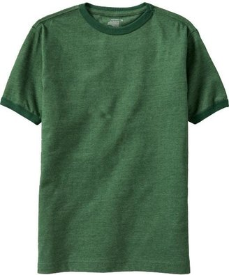 Old Navy Boys Jersey Ringer Tees