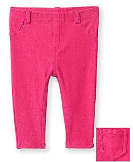 Cuddle Bear® Baby Girls' Knit Jeggings