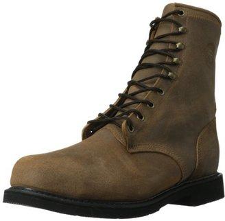 Justin Original Work Boots Men's American Traditionals ST Steel Toed Work Shoe