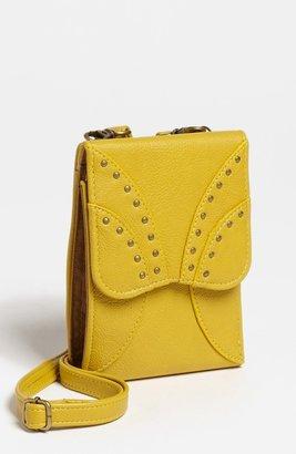 Jessica Simpson 'Kenya' Faux Leather Wallet