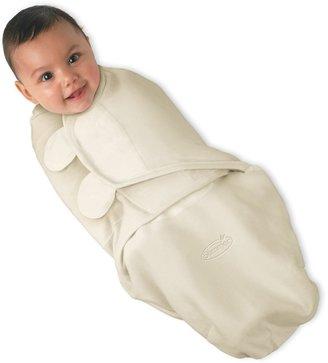 Summer Infant Kiddopotomus Swaddle Me Organic Cotton - Ivory - Small/Medium