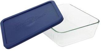 Pyrex storage plus rectangular covered dishes