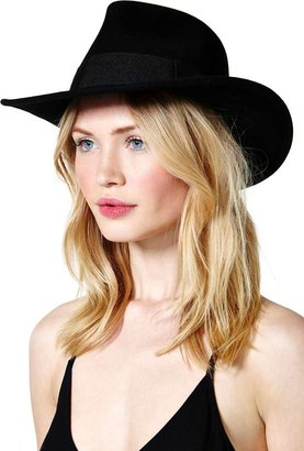 Nasty Gal Hustle Panama Hat