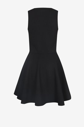 French Connection Lucy Flared Dress