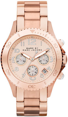Marc by Marc Jacobs Ladies' Rock Chronograph Watch