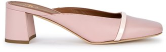 Malone Souliers Carmen 45 Pink Leather Mules